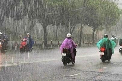 Sau bão số 4, mưa vừa, mưa to tiếp diễn tại khắp cả nước