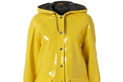 Những chiếc áo mưa mùa đông ấm áp