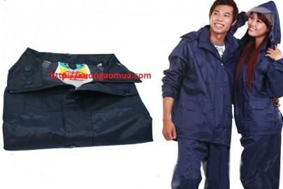 Áo mưa bộ - sản phẩm đang được ưa chuộm nhất