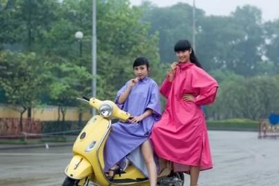 Cách lựa chọn áo mưa siêu nhẹ theo từng độ tuổi