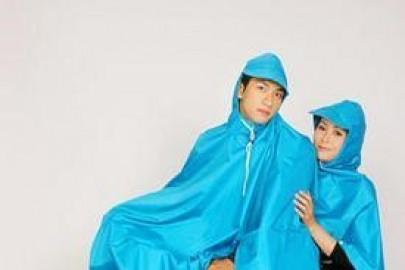 Áo mưa đôi tiện lợi, ấm áp