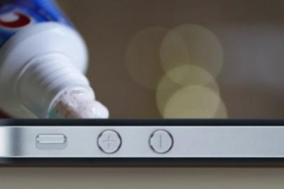 Cách hồi phục smartphone bị trầy xước