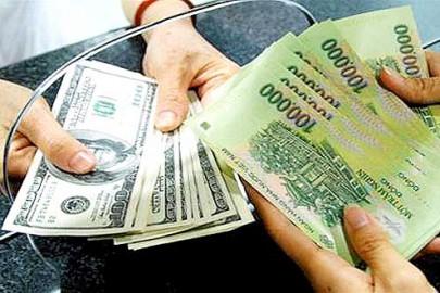 Nhiều giao dịch không được dùng tiền mặt kể từ đầu tháng 3.2014
