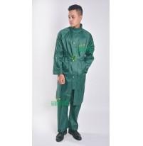 Bộ quần áo mưa măng tô quân đội