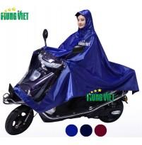 Áo mưa vải siêu nhẹ cỡ đại
