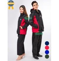 Bộ quần áo mưa 2 lớp PU cao cấp xuất khẩu